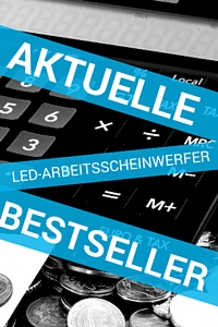 zu den LED Arbeitsscheinwerfer Bestseller