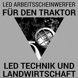 Traktor LED Arbeitsscheinwerfer